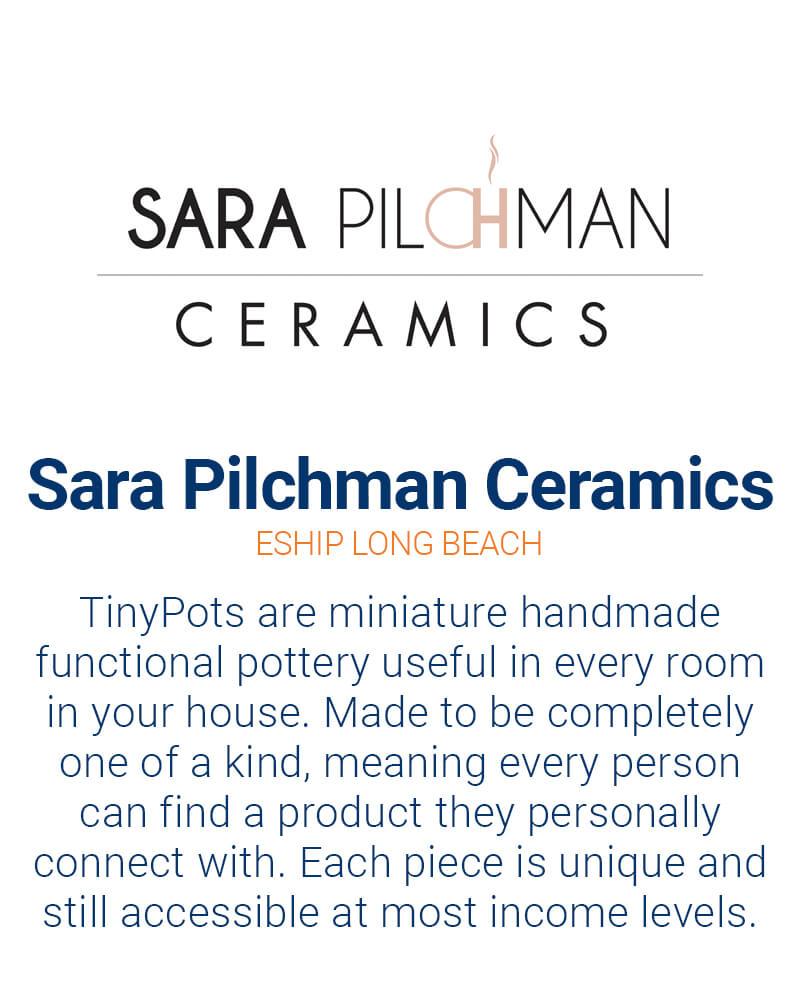 Sara Pilchman Ceramics