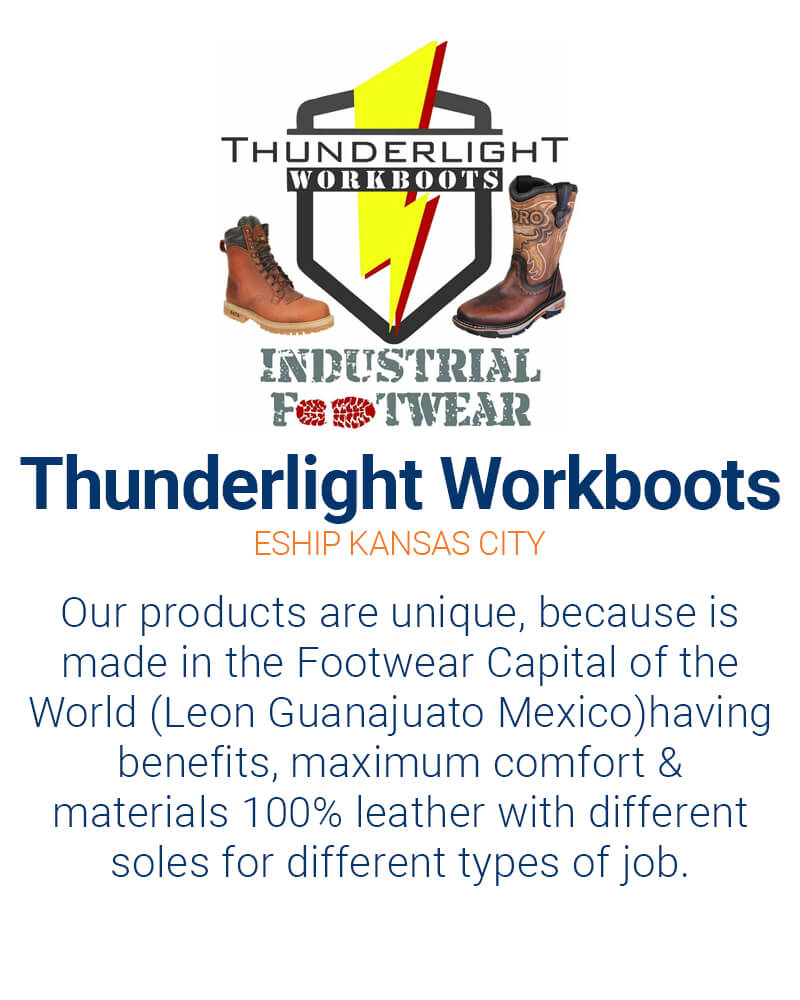 Thunderlight Workboots
