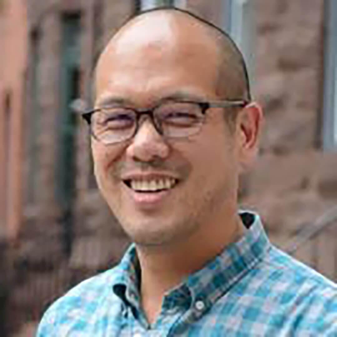 Eric Lin - headshot