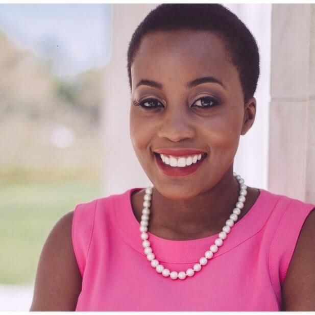 Rebecca F. Kauma Headshot